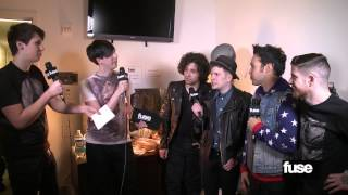 """Video Fall Out Boy Plays """"Would You Rather"""" With Dan & Phil MP3, 3GP, MP4, WEBM, AVI, FLV Oktober 2018"""