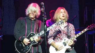 """Dennis DeYoung and his band perform """"Castle Walls"""" in celebration of the 40th anniversary of the release of """"The Grand Illusion"""" album."""