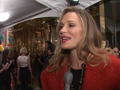Juicy Couture Store Opening - Molly Sims, Model and Actress (Las Vegas, Sports Illustrated)