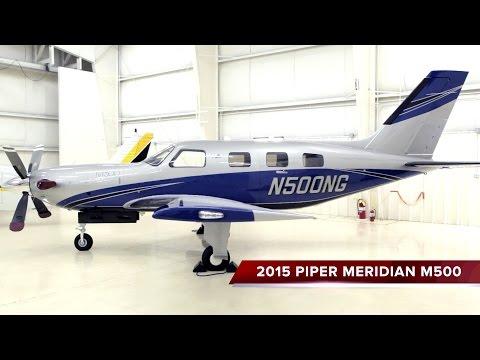 2015 Piper Meridian M500