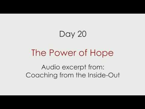 Day 20 – The Power of Hope