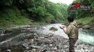 トラウトルアー、リッジシリーズを駆使したヤマメ攻略映像をご覧いただけます。アングラー:河井 修一