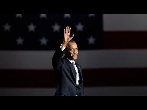 Μπαράκ Ομπάμα: «Ναι, τα καταφέραμε!»