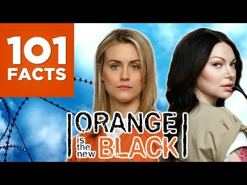 101 Facts About Orange Is The New Black