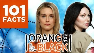Yooouuu've got tiiiiiiiiime! At least enough time to watch 101 Facts About Orange Is The New Black I hope! AND to subscribe to Bloom - right here! https://www.youtube.com/channel/UCOmYJqve50YoTdmIAsFK6XQ Subscribe to 101 Facts Here: http://bit.ly/1MtNBJDFollow 101 Facts on Twitter: https://twitter.com/101Facts1