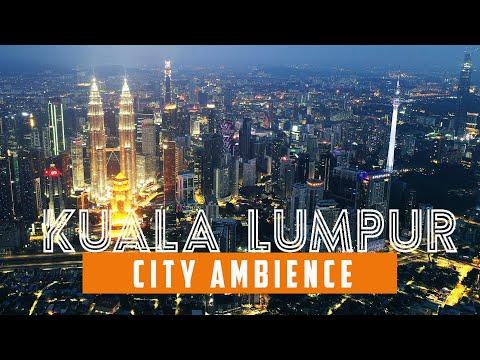 KUALA LUMPUR - CITY AMBIENCE