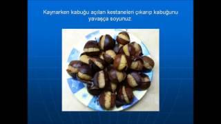 Kestane Şekerinizi Evde Kendiniz Yapın.Resimli Tarifwww.denizlihorozu.comYücel IŞIK