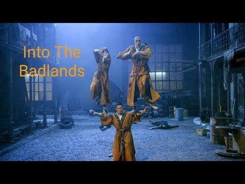"""Into The Badlands best fight scene""""HD,"""