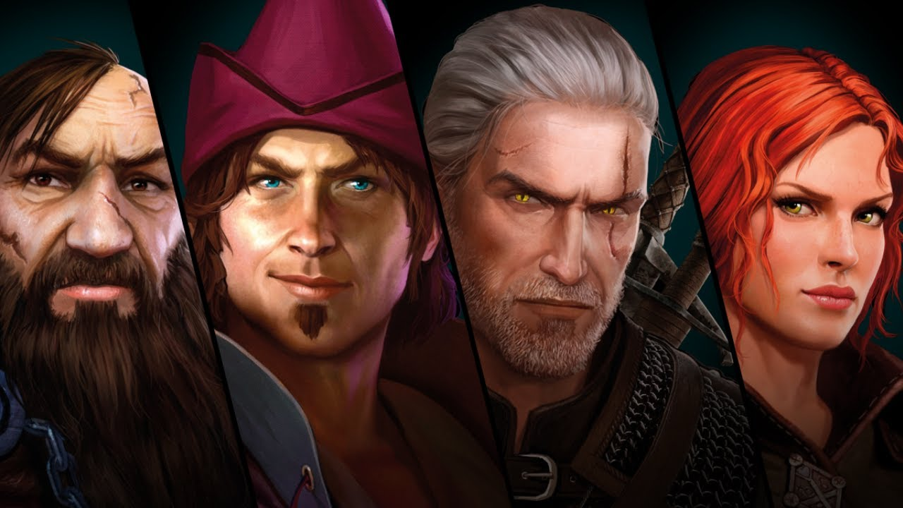 "'The Witcher Adventure Game' Board Game is Headed to iPad ""Soon"""