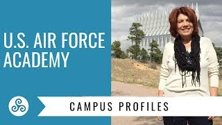 Colorado Springs (CO) United States  city photo : the United States Air Force Academy - overview by American College Strategies after a campus tour