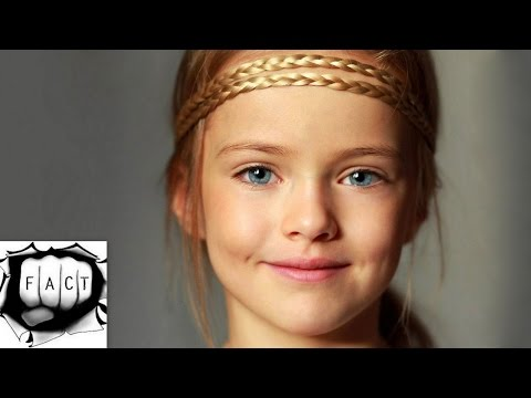 child supermodels