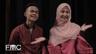 Tajul & Wany Hasrita - Disana Cinta Disini Rindu (Official Lyric Video) Video