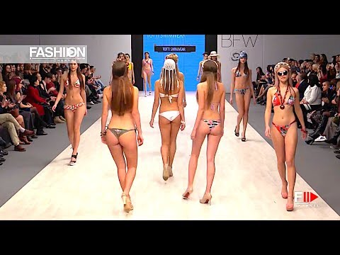 TOTTI SWIMWEAR Belarus Fashion Week Spring Summer 2017 - Fashion Channel