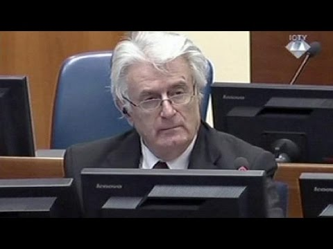 bósnia - O processo de Radovan Karadzic entra na fase das alegações finais. Em Haia, perante o Tribunal Internacional para a Ex-Jugoslávia, o antigo líder dos sérvios da Bósnia voltou, esta quarta-fei...