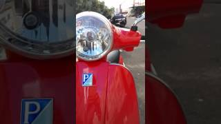 9. Review on our Vespa LX 150 2V - 2011