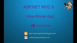 ASP.Net MVC5 - ViewModel Application - Database - SQL Server