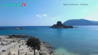 Luchtvideo Eiland Kos  - Griekse Gids.TV