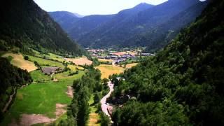 Primavera, verano, otoño e invierno: la magia del paso de una estación a otra en Andorra.