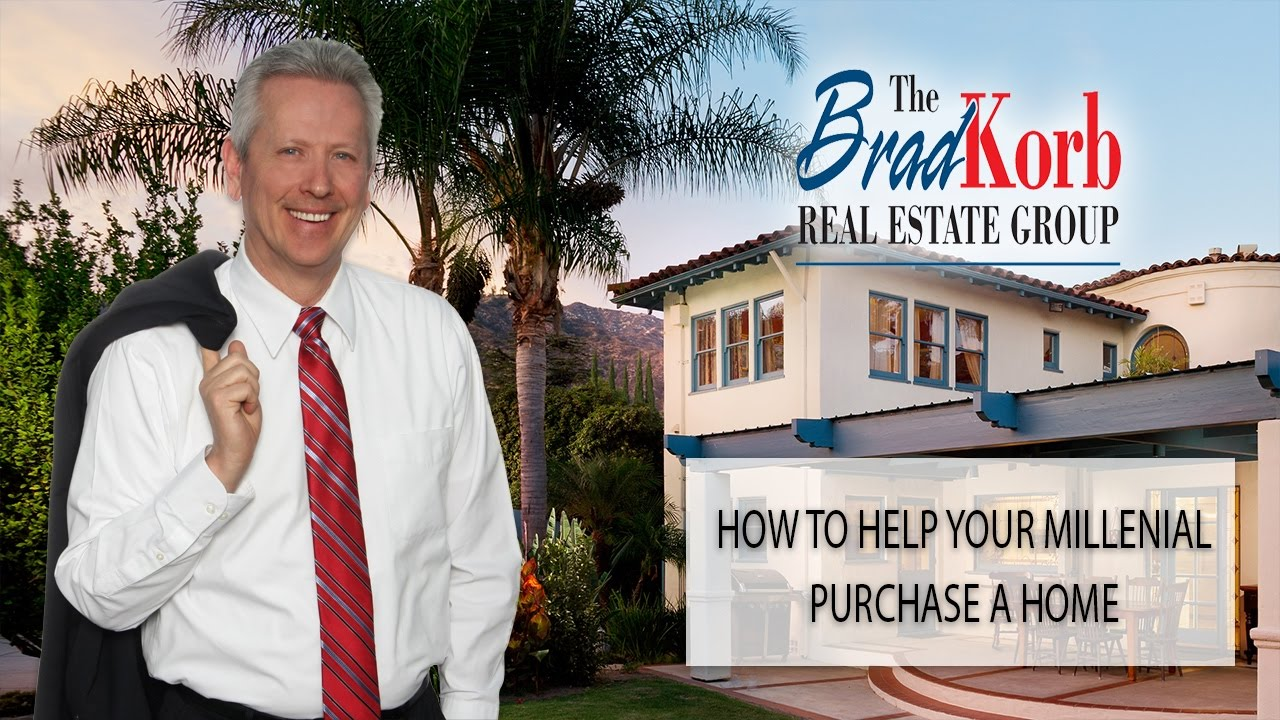 A Great Way to Help Your Millennial Purchase a Home