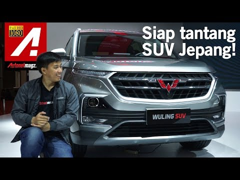 Wuling SUV First Impression Review By AutonetMagz