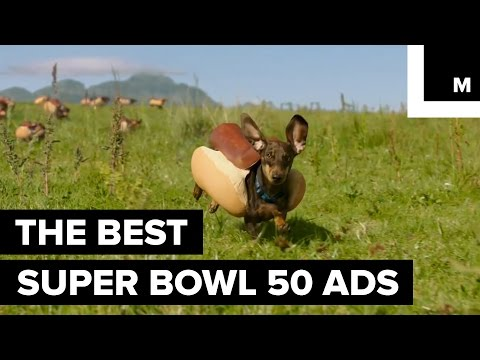 VIDEO: 5 of the best Super Bowl ads