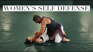 5 Choke Hold Defenses Women MUST Know | Self Defense | Aja Dang