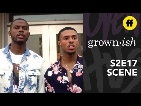 grown-ish Season 2, Episode 17 | Black Culture is Pop Culture | Freeform