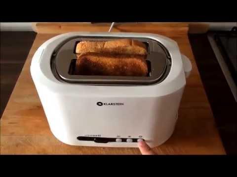 Angolo delle recensioni - Macchina per Toast (Toaster) Morning Star by Klarstein