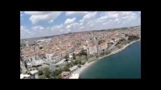 Tekirdag Turkey  city photos gallery : Paramotor in Turkey Tekirdag