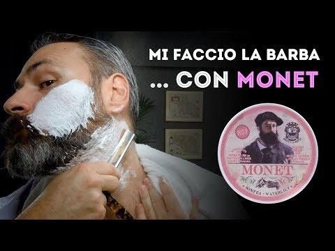 """Mi faccio la barba con """"Monet"""", la nuova linea di Abbate Y La Mantia"""