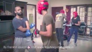 BadAzz Krav Maga Self Defense Attitude