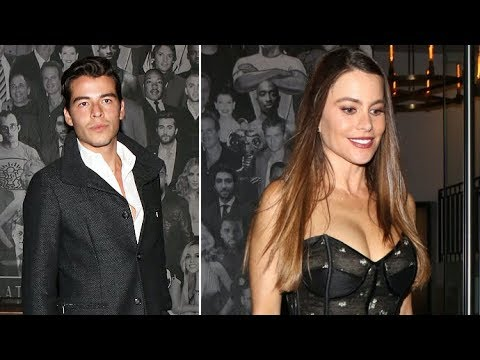 Sofia Vergara's 25-Year-Old Son Manolo Is A TOTAL Hottie!
