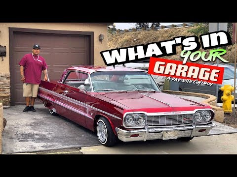 What's In Your Garage Ep.11 Roberts -Karma64  (HD/4K)