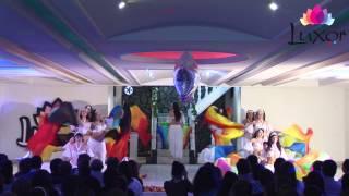 Fan Veils / Abanicos de Seda - Show OASIS