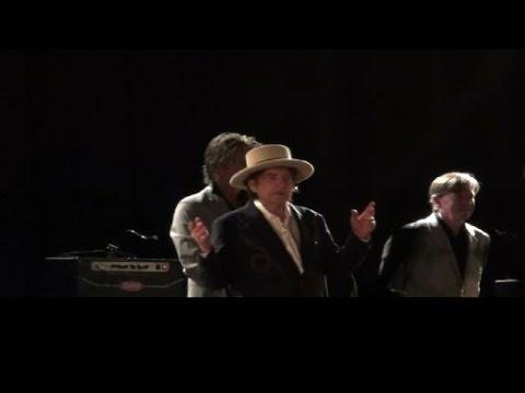 April 28, 2016 Yokohama, Japan - Bob Dylan D2037