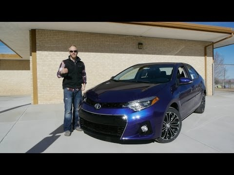 2014 Toyota Corolla S: Has Toyota gotten cool? (full review and test drive)