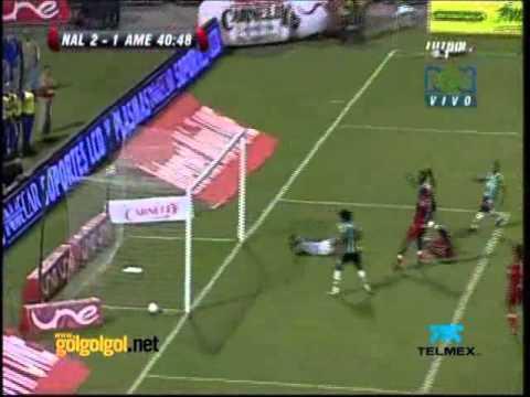 Gol de Carlos Renteria a América
