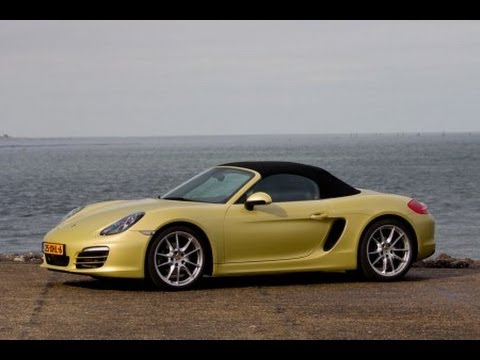 autoblogger - Our review of the new 2012 Porsche Boxster (981) with 2.7 six cylinder boxer engine! Via http://www.abhd.nl/video/porsche-boxster/