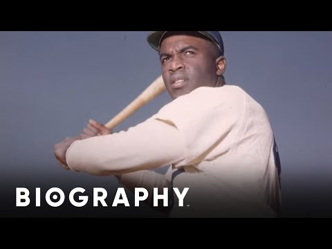 Jackie Robinson: The First African American to Play in the MLB | Mini Bio | BIO