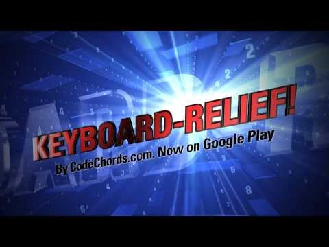 Video of Keyboard-Relief 3.1 Trial