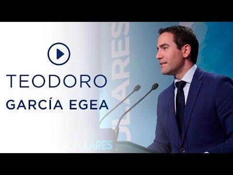 """Teodoro García: """"Cuando Sánchez convoque eleccione..."""