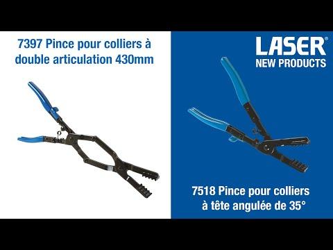 7397,7518 Pinces pour colliers moteur spécifiques pour accés confinés