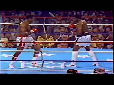 "Larry ""The Easton Assassin"" Holmes vs. Trevor Berbick 