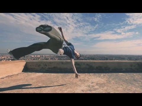 Parkour and Freerunning 2014 – No Fear