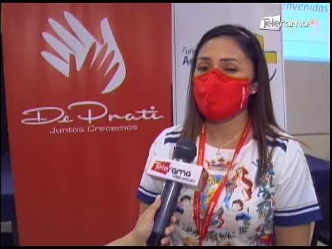 De Prati inició nuevo ciclo programa Mujeres confeccionistas emprendedoras