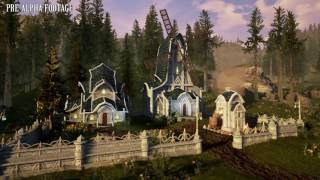 Video Ashes of Creation - In-Game Kaelar and Empyrean Freeholds MP3, 3GP, MP4, WEBM, AVI, FLV Oktober 2017