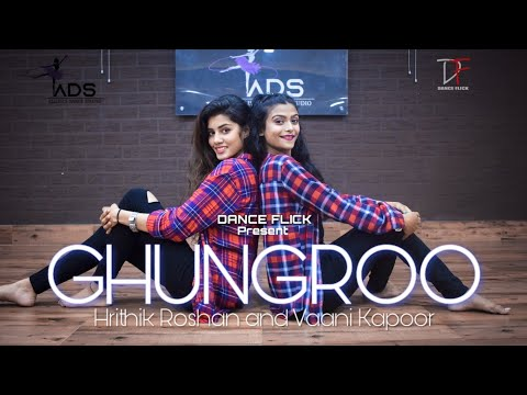 Ghungroo - WAR   Hrithik Roshan and Vaani Kapoor   Dance Flick