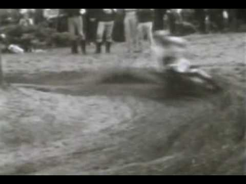 2- The 1964 Motocross des Nations held at Hawstone Park, UK.