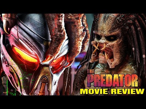 THE PREDATOR 2018 MOVIE REVIEW - FIRST IMPRESSIONS ENDING EXPLAINED