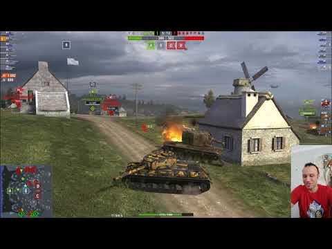 World of Tanks Blitz - WZ-113 Full Line !
